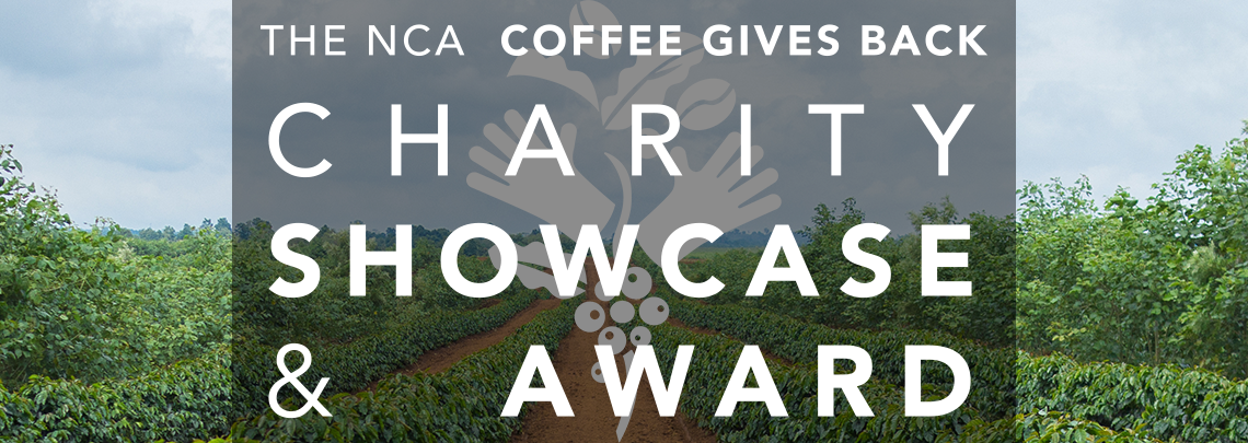 NCA Coffee Gives Back Showcase and Award