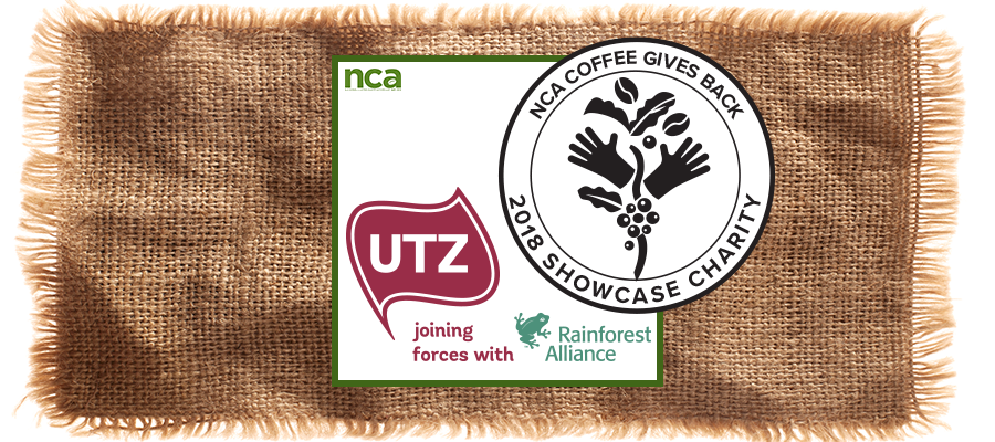 UTZ Rainforest Alliance