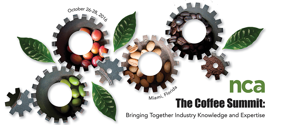 NCA Coffee Summit 2016 Miami