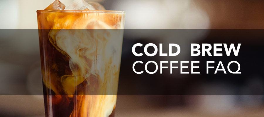 NCA Cold Brew FAQ