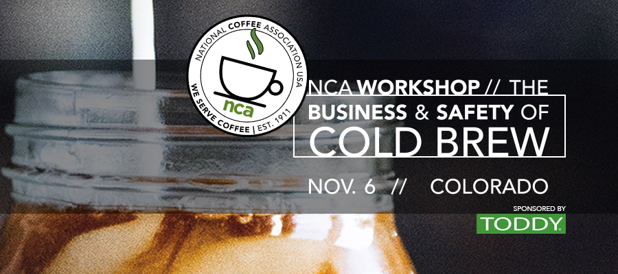 NCA Cold Brew Workshop