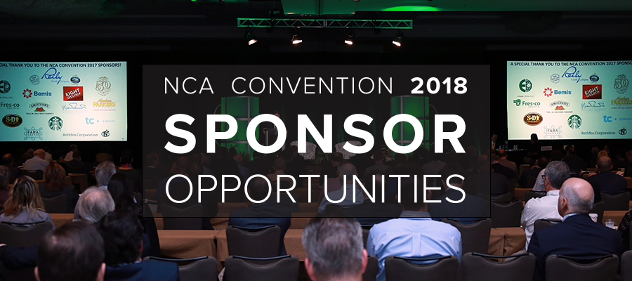 NCA Convention Sponsor Opportunities