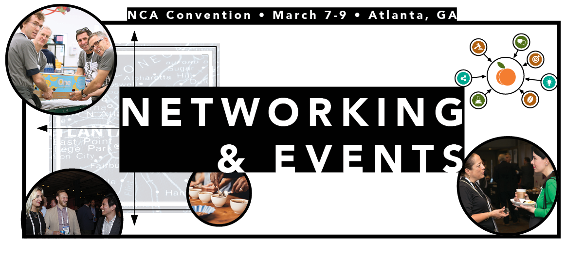 NCA Networking and Events
