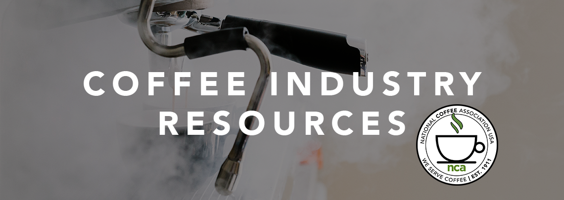NCA Coffee Industry Resources