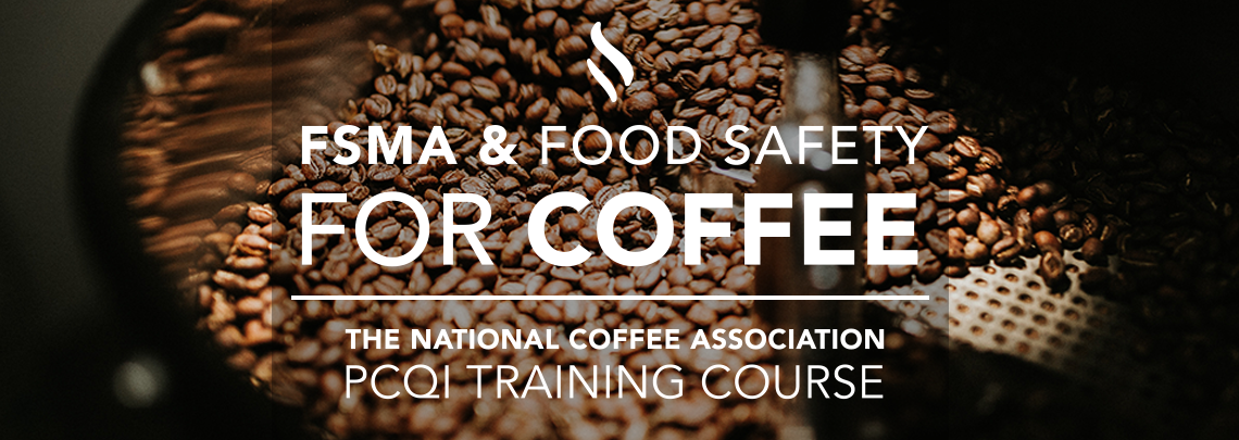 FSMA Food Safety Training for Coffee