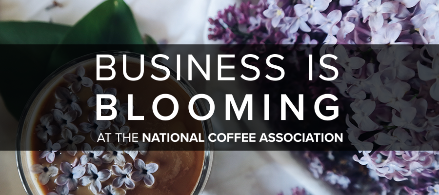 Business is Blooming at the NCA