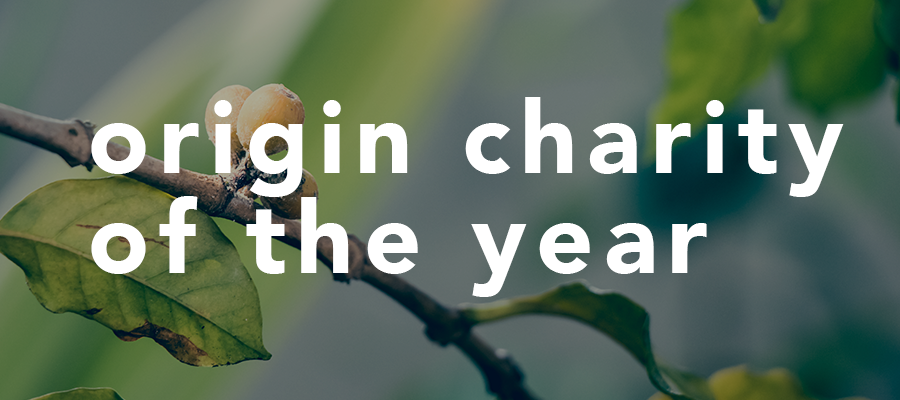 origin charity of the year