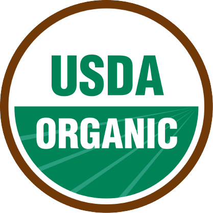 USDA Organic Certification Seal