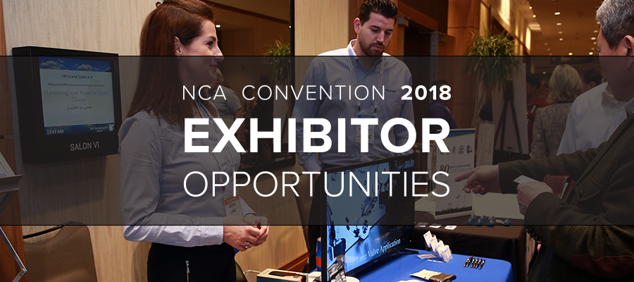 NCA Convention Exhibitor Opportunities