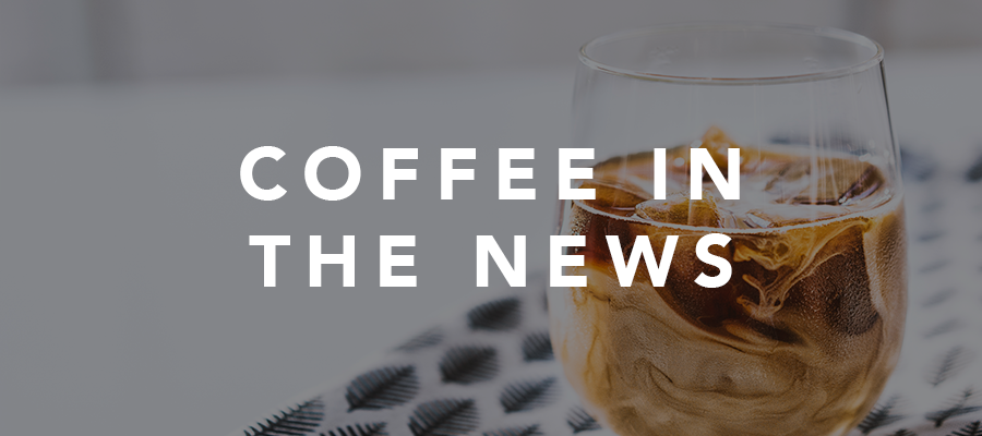 coffee in the news