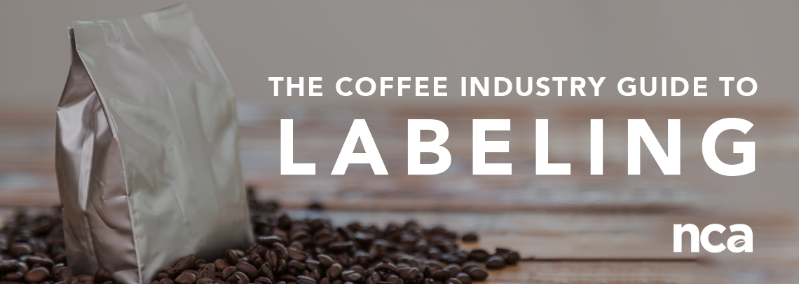Coffee Industry Guide to Labeling