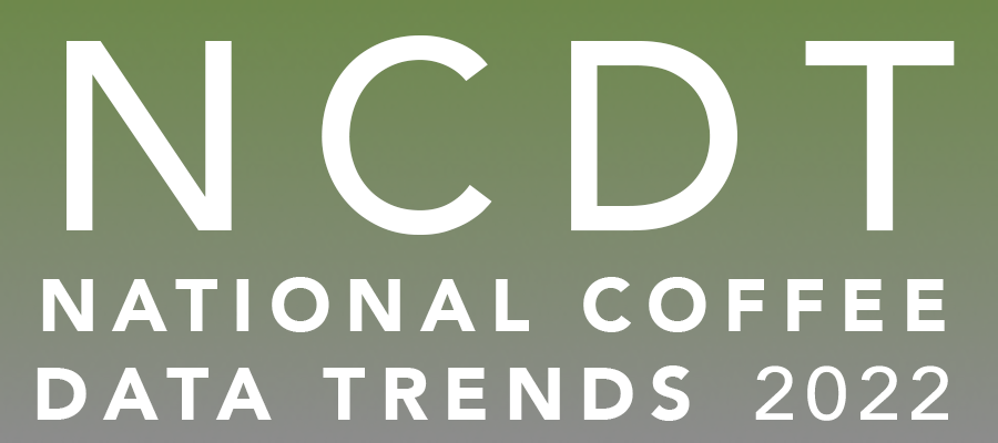 NCDT National Coffee Data Trends