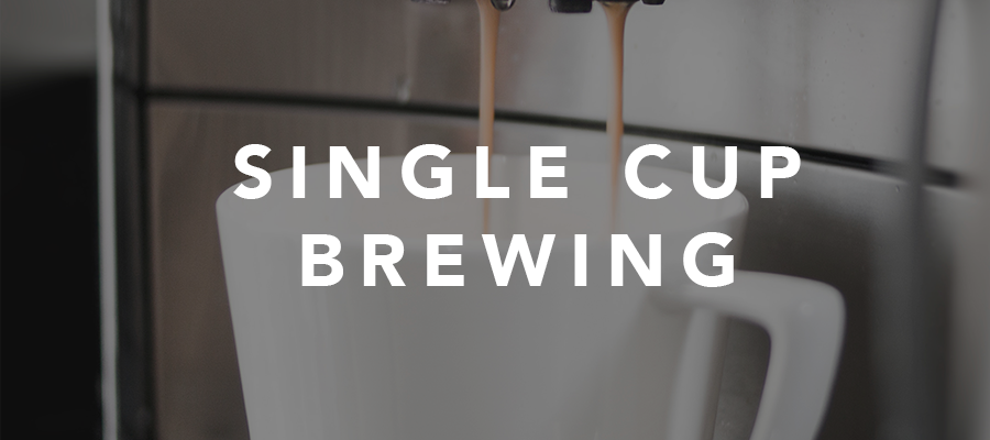 Single Cup Brewing