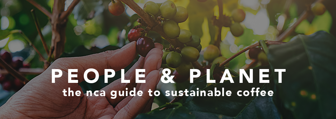 NCA People and Planet Coffee Industry Sustainability