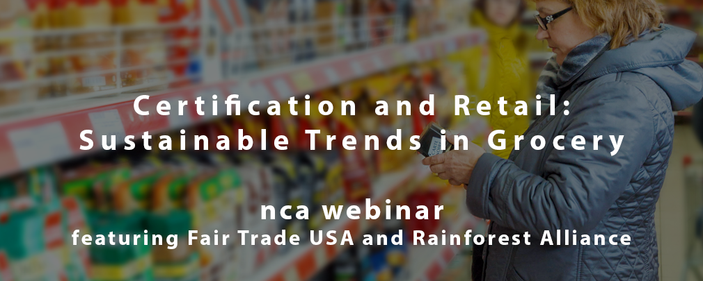 Certification and Retail: Sustainability Trends in Grocery