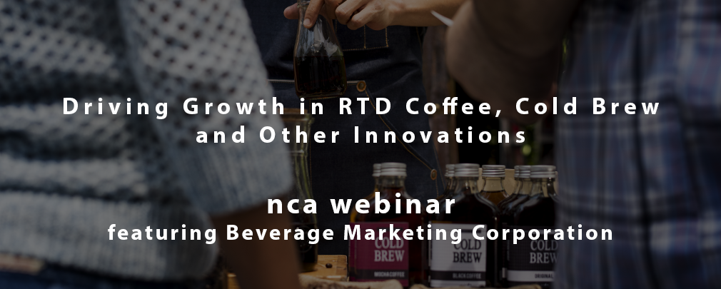 Cold Brew and RTD 2020