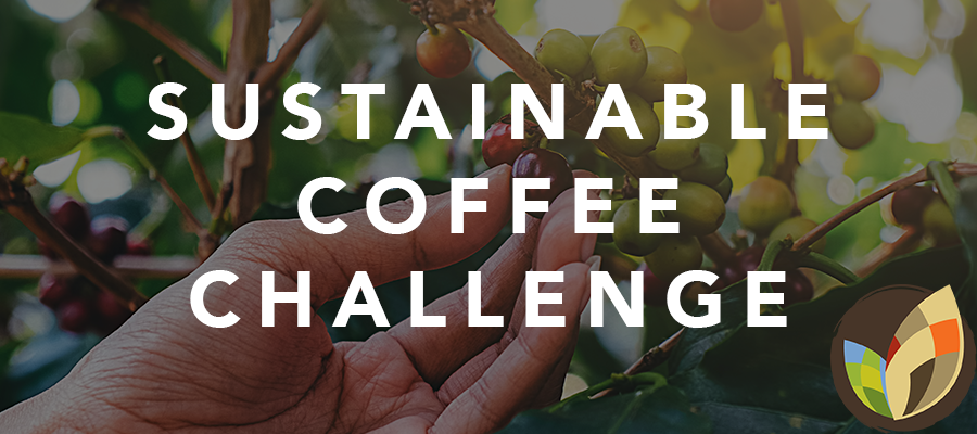 conservation international sustainable coffee challenge